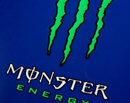 monster energy drink motocross quad aufkleber sticker ebay. Black Bedroom Furniture Sets. Home Design Ideas